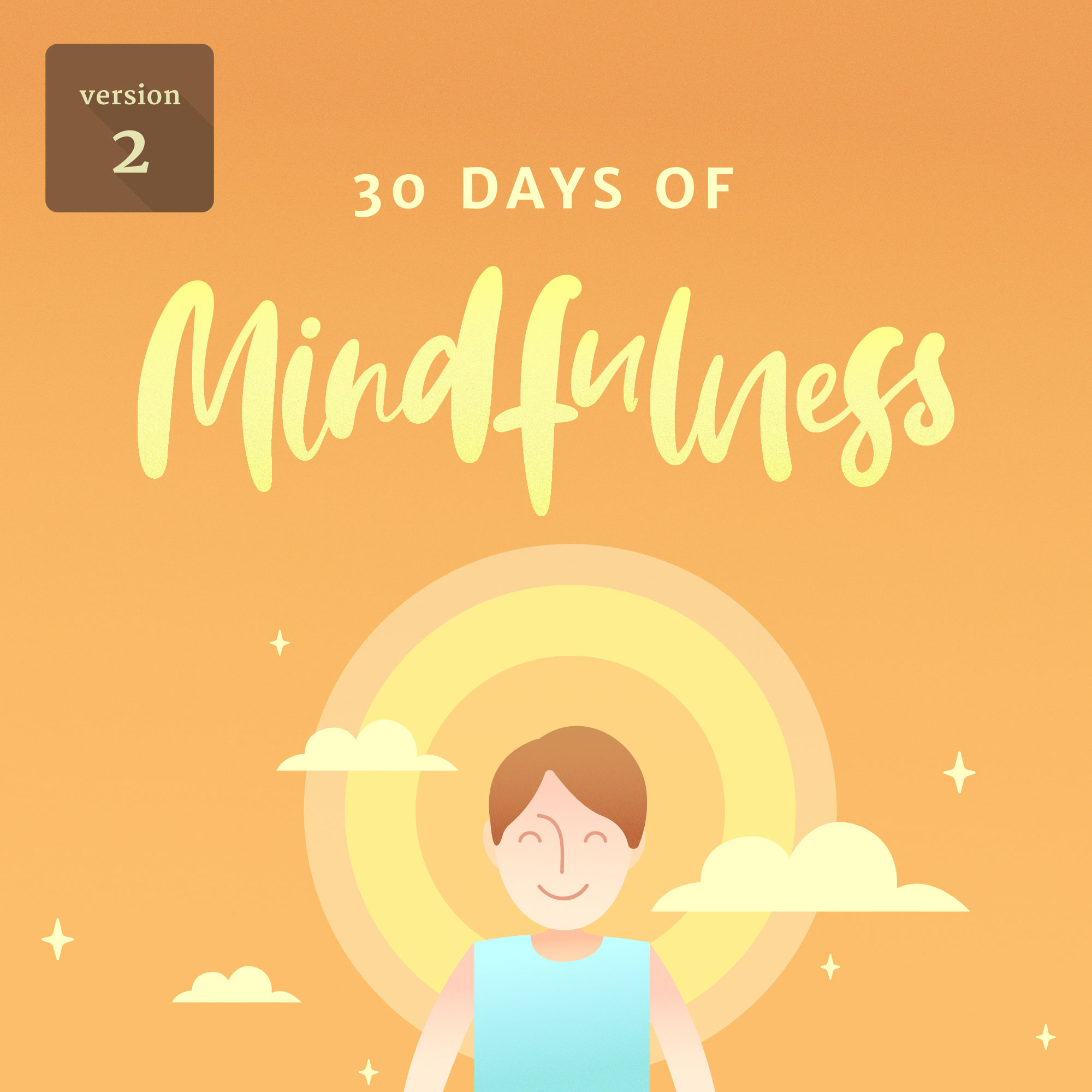 30 Days of Mindfulness