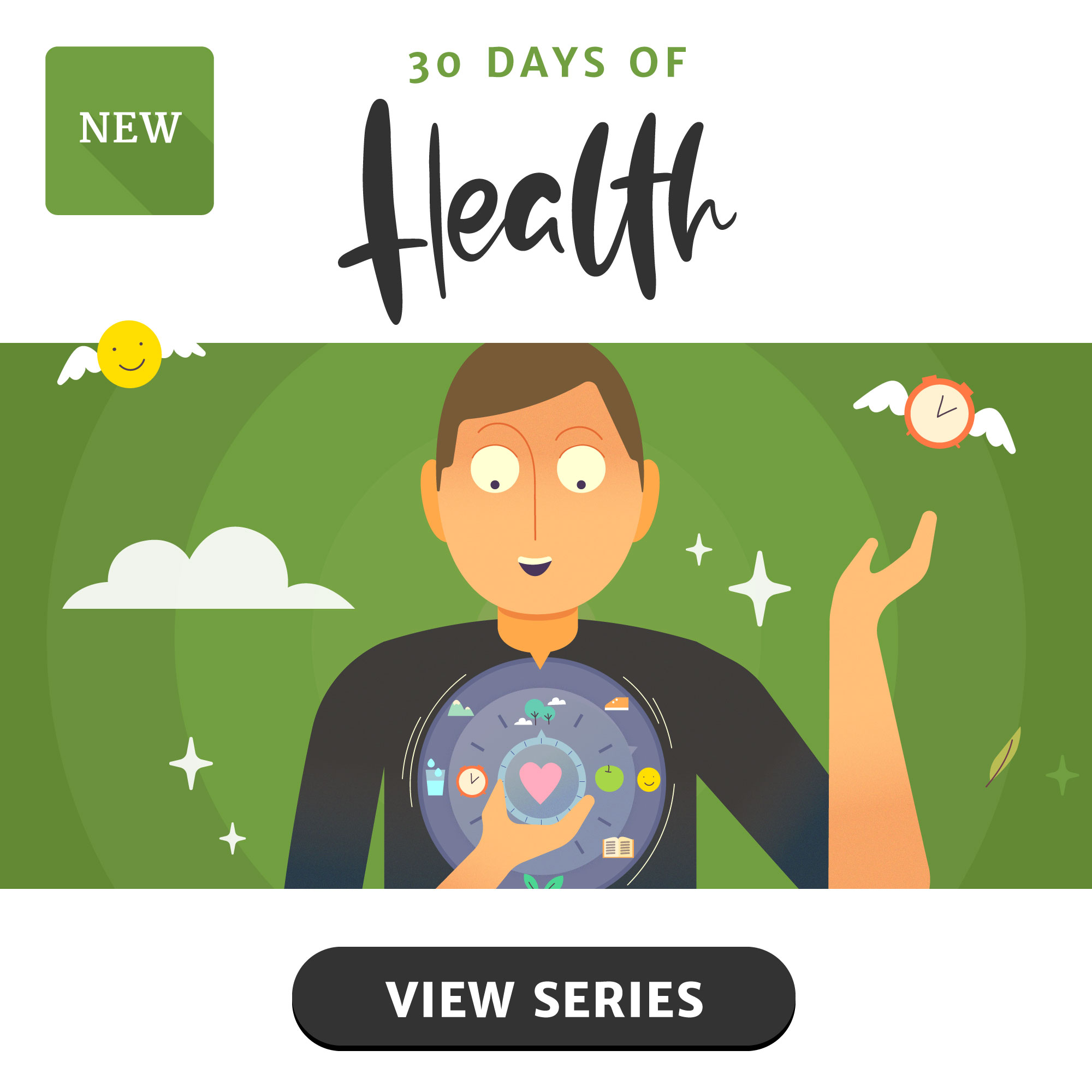 30 Days of Health Series